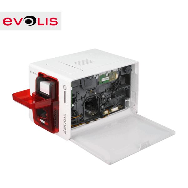 Evolis zenius kartični printer otvoreni