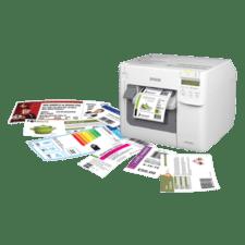 Printer etiketa u boji EPSON ColorWorks C3500