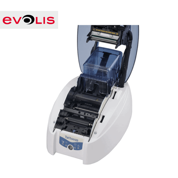 Evolis tattoo kartični printer otvoreni