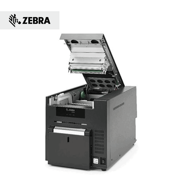 Zebra ZC10L kartični printer 2