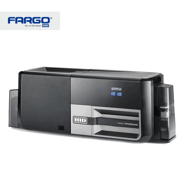 DTC5500 LMX kartični printer