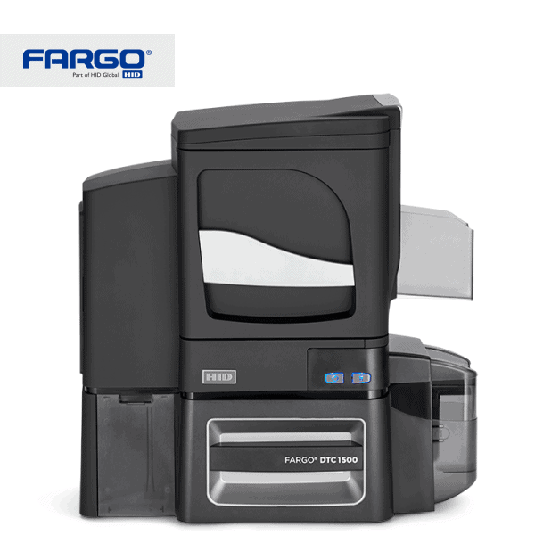 Fargo DTC1500 kartični printer 2