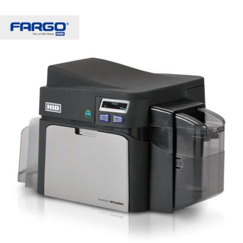 Fargo DTC4250 jednostrani kartični printer