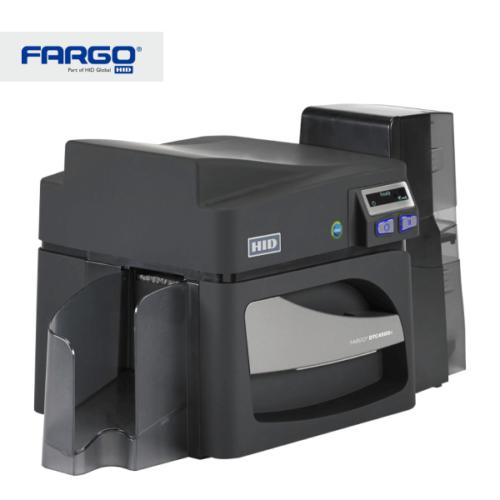 Fargo DTC4500e kartični printer obostrani
