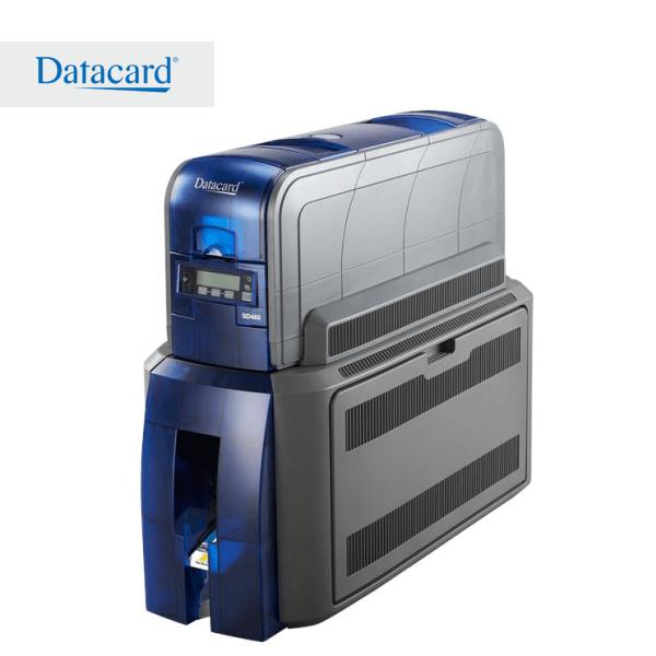 SD460 kartični printer obostrani