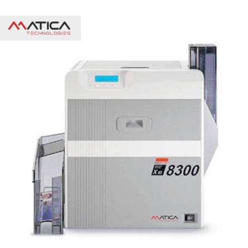 Matica XID8300 kartični printer jednostrani