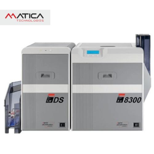 Matica XID8300 kartični printer obostrani