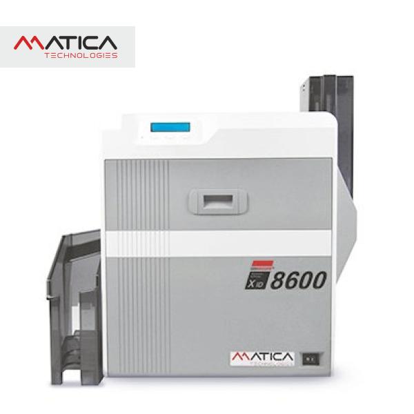 Matica XID8600 kartični printer obostrani