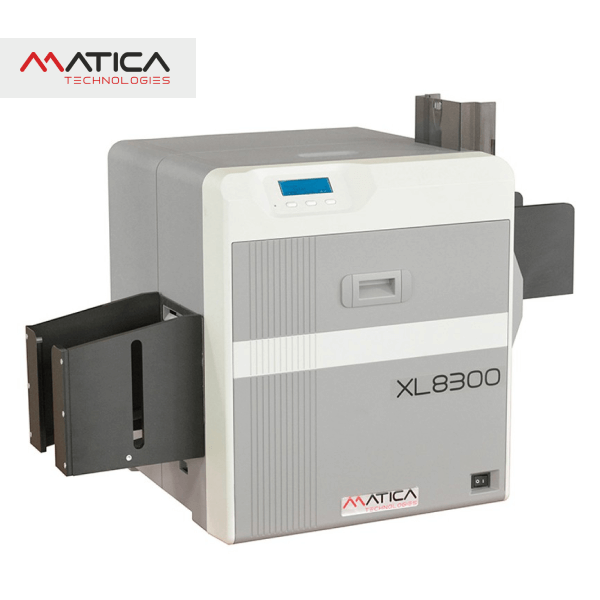 Matica XL8300 kartični printer 2