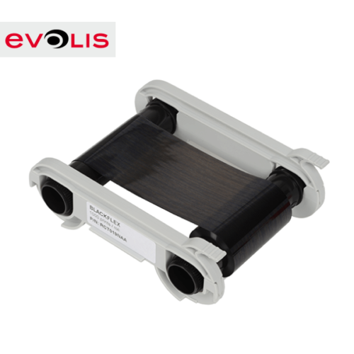 Evolis blackflex ribon