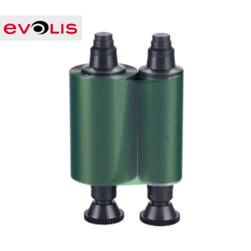 Evolis p/z K-zeleni ribon