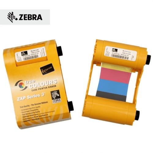 Zebra ZXP Series 3 YMCKO ribon