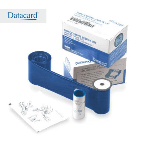 Datacard SD ribon K plavi