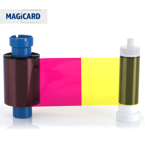 Magicard ribon u boji 2
