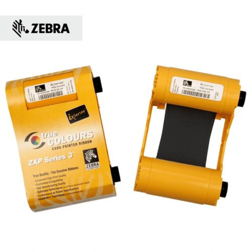 Zebra ZXP Series 3 K-crni ribon