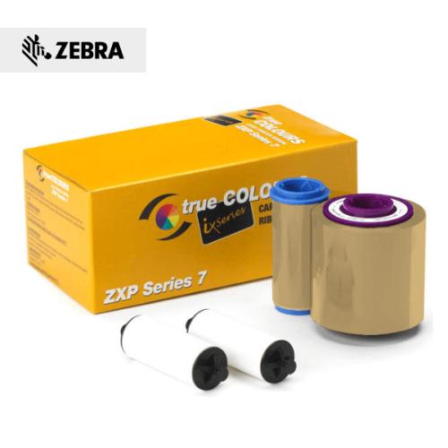 Zebra ZXP Series 7 K-zlatni ribon