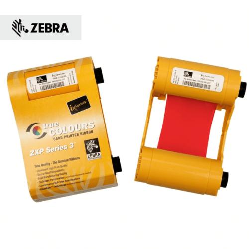 Zebra ZXP Series 3 K-crveni ribon