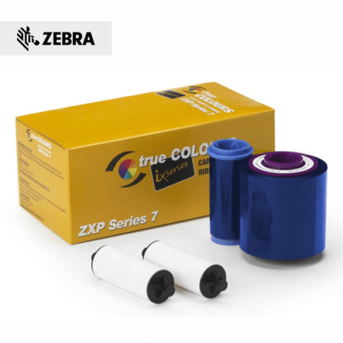 Zebra ZXP Series 7 K-plavi ribon