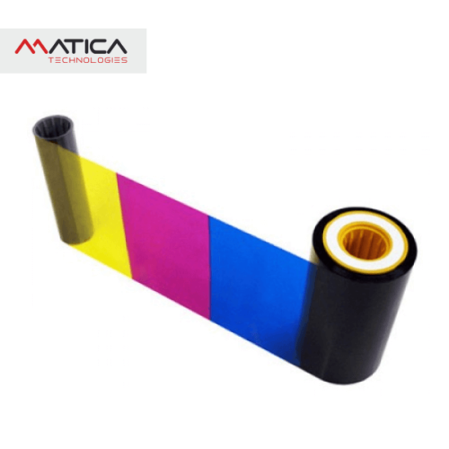 Matica YMCK ribon
